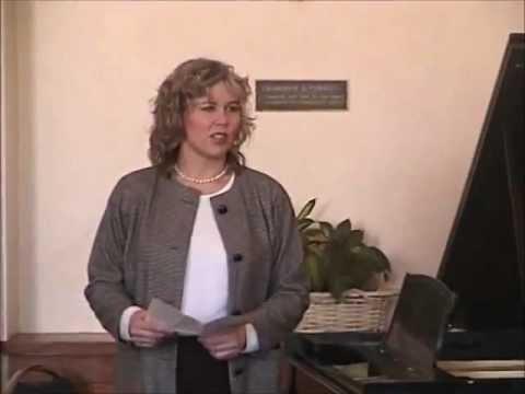 Stephanie Quinn speaks