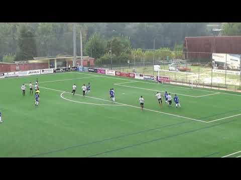 Goles Ourense CF 2 Laracha CF 2 domingo 21 de octubre de 2018