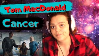 """Rock Fan reacts: Tom MacDonald   """"Cancer"""" - This is so good!"""