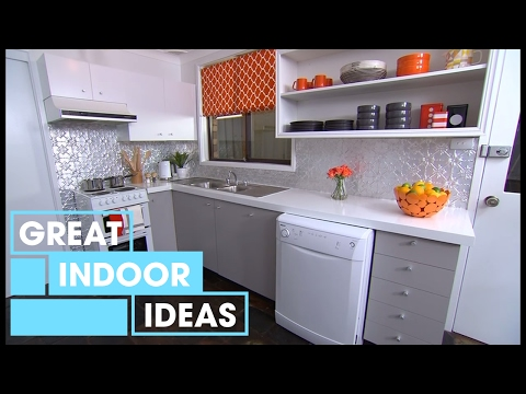 Better Homes and Gardens Deco Kitchen under 2K part 2 Ep 1