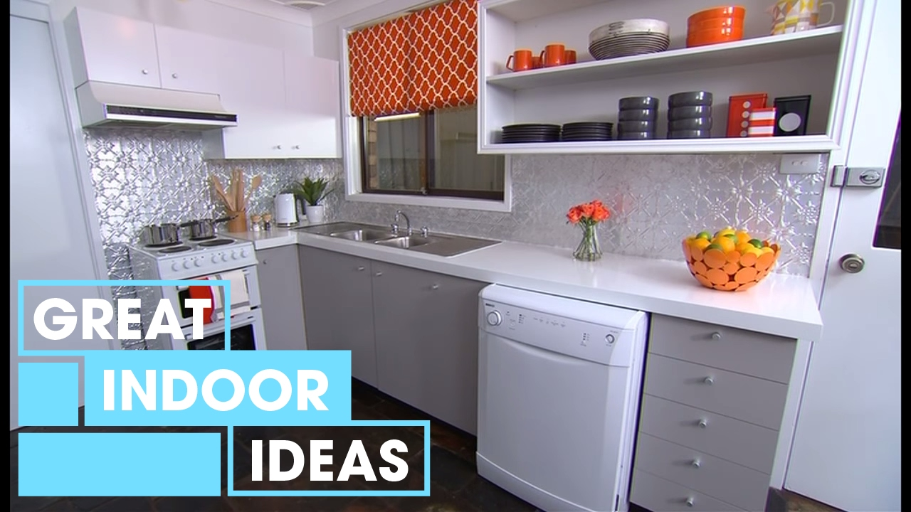 better homes and gardens deco kitchen under 2k part 2 ep 1 310114 - Better Homes And Gardens Kitchens
