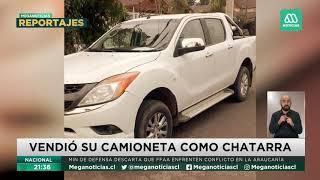 Reportaje | Autos chatarra: Más de mil vehículos han sido robados en el último mes