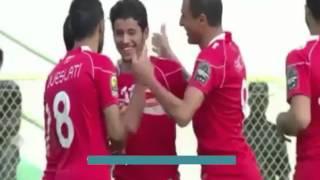 هدف الخرافي بتعليق رؤوف خليف  منتخب تونس ضد النيجر 2016