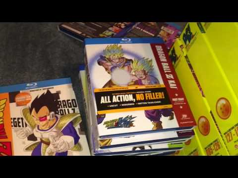 Dragon Ball Super unboxing and series media update