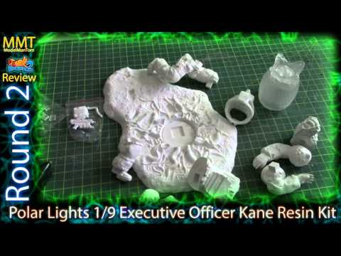 OoB Review: Nostromo Executive Officer Kane from Polar LIghts