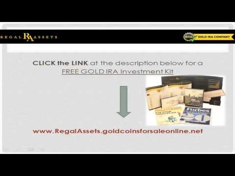 Gold IRA Rollover -- How to Rollover Your IRA into Physical Gold