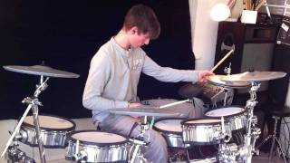Green Day - Basket Case (Drum Cover) *HD* HIGH QUALITY