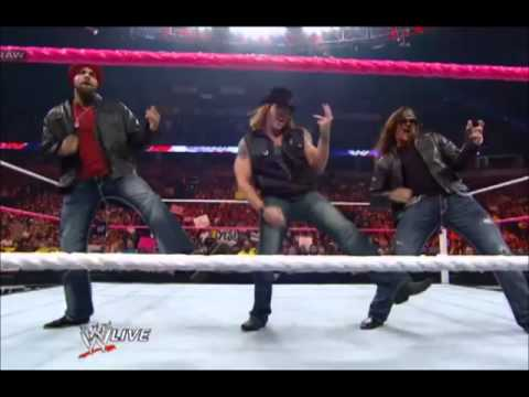 WWE  3MB New Current Theme Sg  Three Man Band