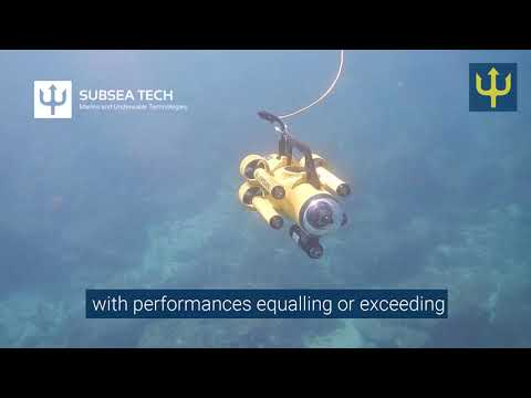Subsea Tech presents SeaCAT, an integrated solution for unmanned offshore inspections