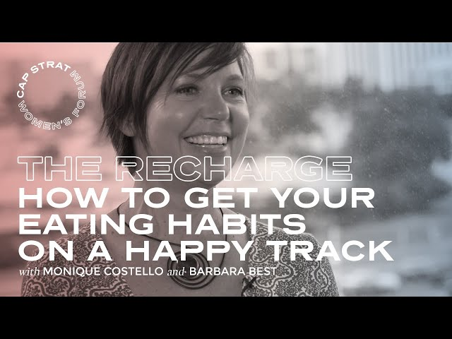 How To Get Your Eating Habits On A Happy Track