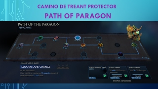 Dota 2 Guia del  Camino de Misiones de Treant Protector Winter 2017 Battle Pass
