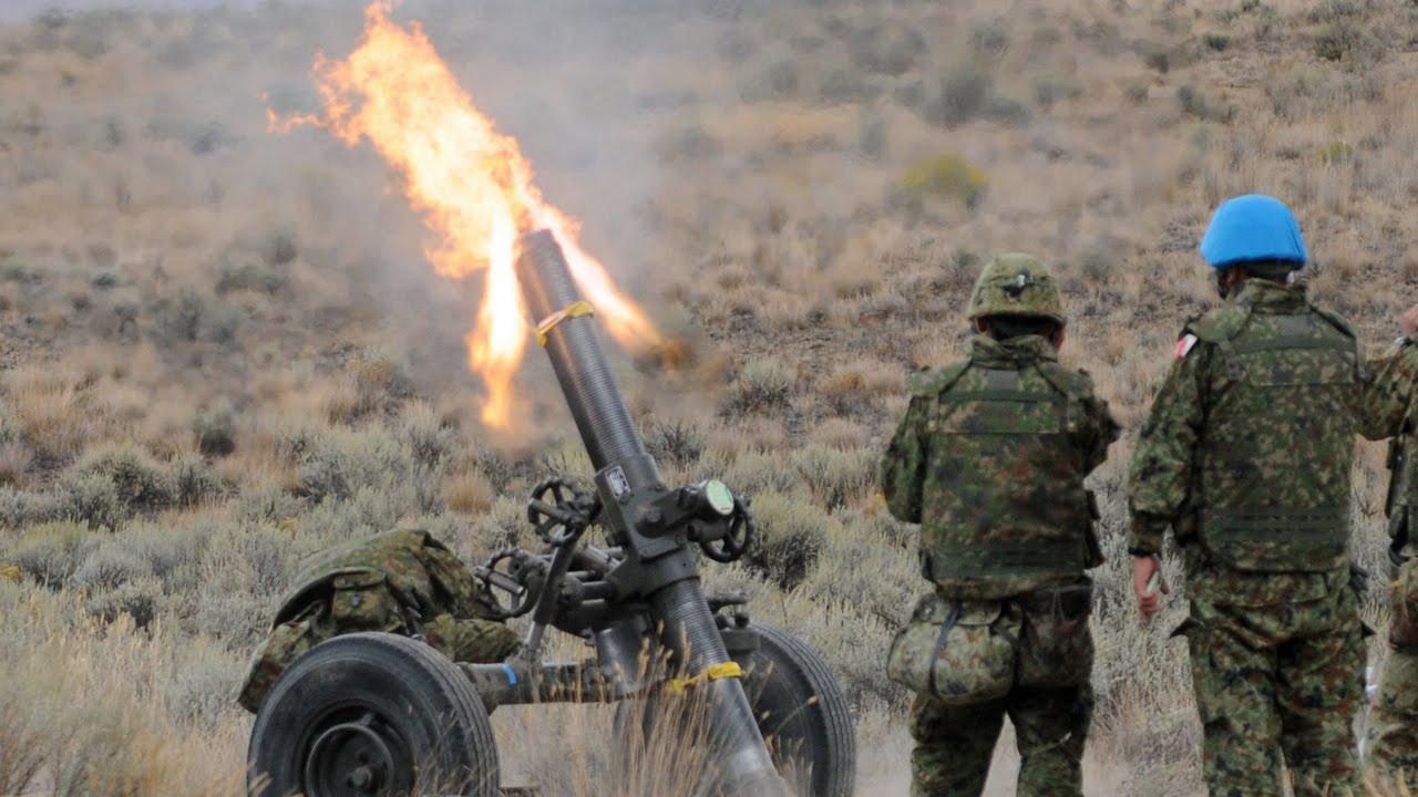 迫撃砲 | 戦車兵のブログ