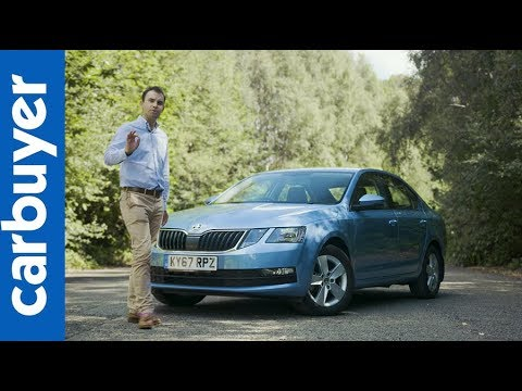 New 2018 Skoda Octavia review – Carbuyer – James Batchelor