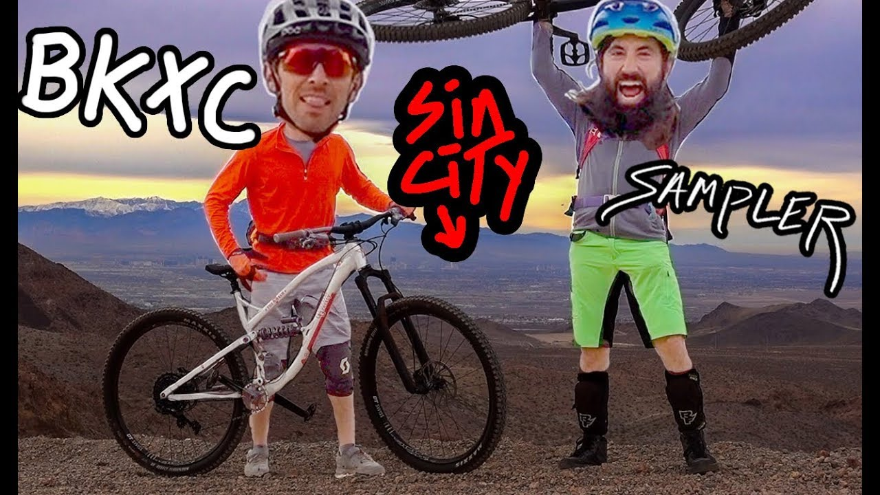 fdeec8a58 BKXC BROUGHT ME TO LAS VEGAS    The Singletrack Sampler - YouTube