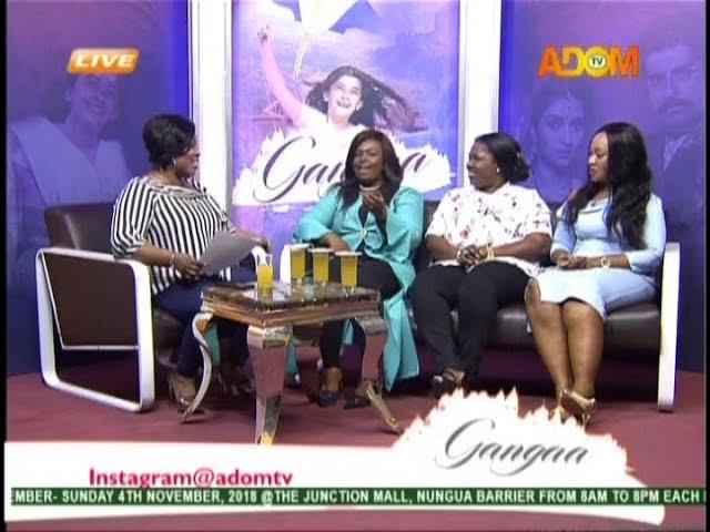 Gangaa Chat Room on Adom TV (18-10-18)