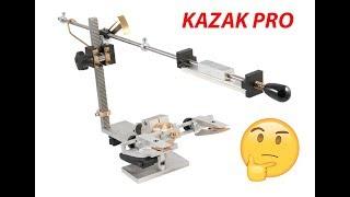 Первые впечатления: Заточная система KAZAK PRO (Poland)