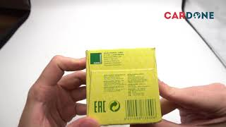 Масляный фильтр MANN-FILTER W67/1