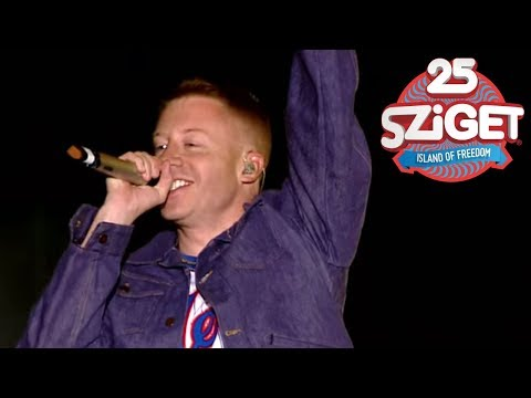 Macklemore & Ryan Lewis LIVE - Ten Thousand Hours @Sziget 2017