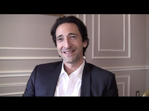 Adrien Brody Talks 'Stone Barn Castle' and 'Emperor'