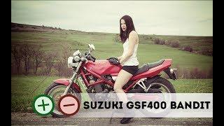 Suzuki GSF 400 Bandit Плюсы и Минусы