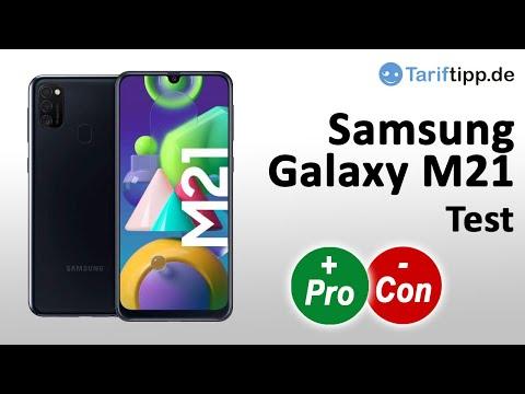 Samsung Galaxy M21 | Test (deutsch)