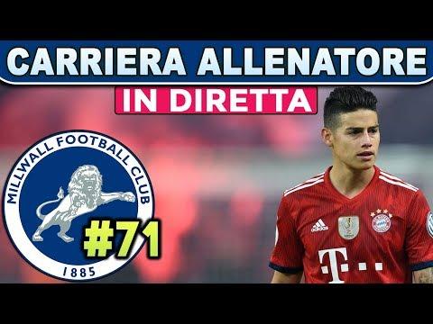 🔴 CALCIOMERCATO IN DIRETTA [#71] FIFA 19 Carriera Allenatore MILLWALL ★ ULTIMATE