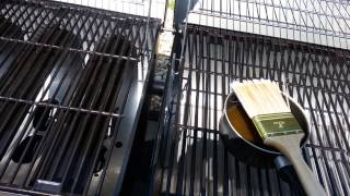 How To Season/cure Your New Bbq Grill Or Smoker