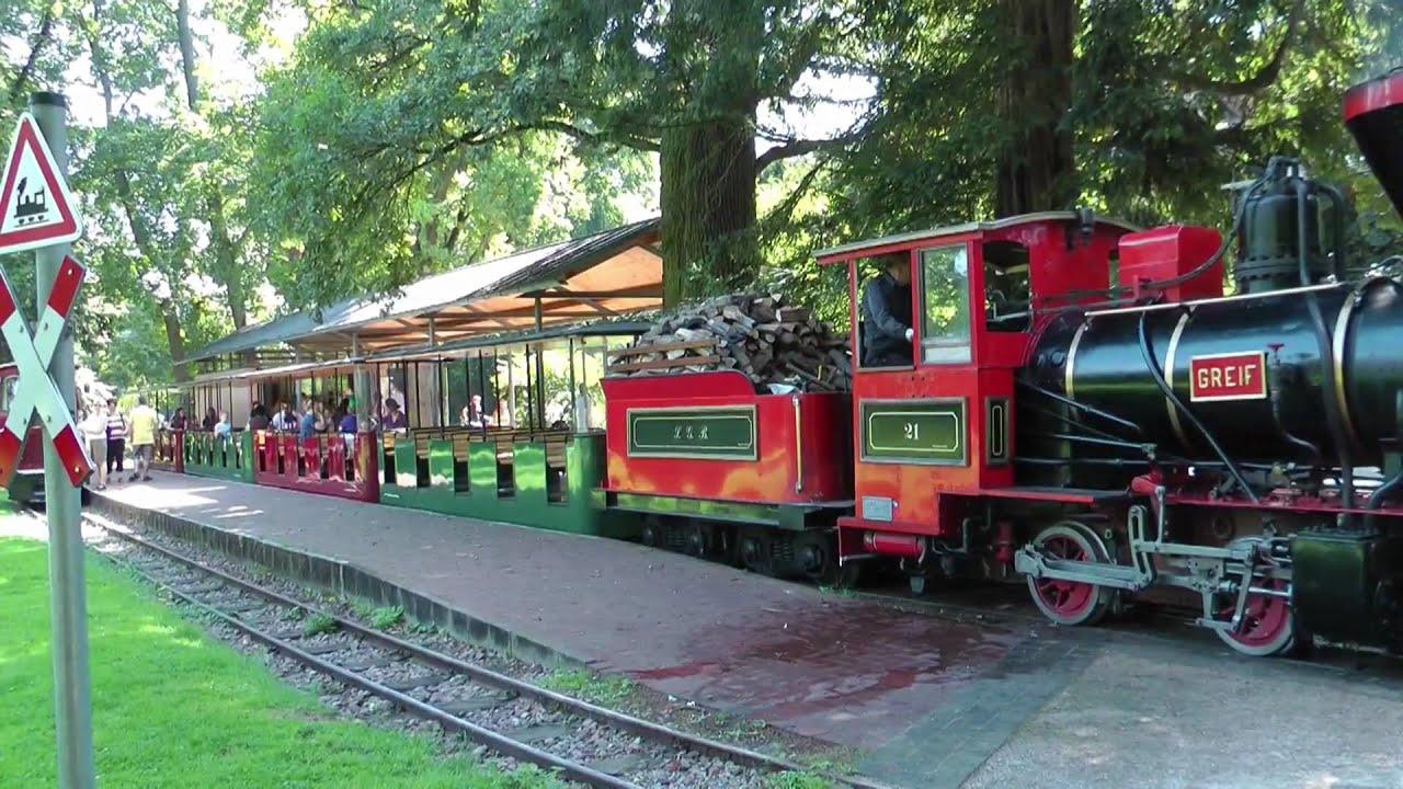 schlossgartenbahn in karlsruhe youtube