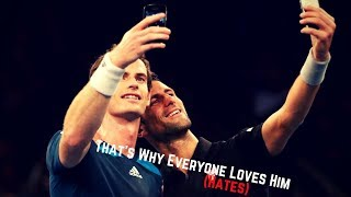 Best Tennis. Andy Murray - That's Why Everyone Loves (Hates) Him