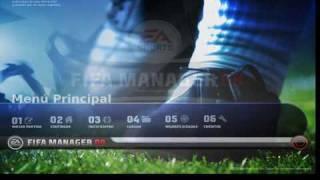 Vídeo Tutorial Instalar y Jugar Fifa Manager 08 demo