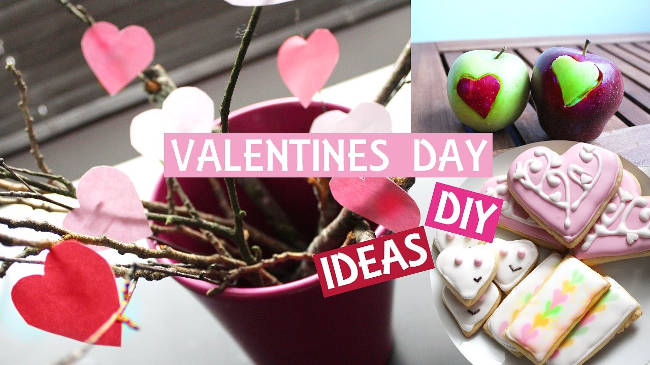 Valentine S Day Quick Cute Pinterest Diy Projects Youtube