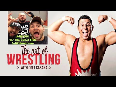 Bullet Club - Art of Wrestling Ep 231 w/ Colt Cabana