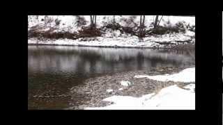 PA Winter Trout Fishing 2013 #2