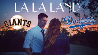 "Giants vs. Dodgers ""La La Land"" Parody 