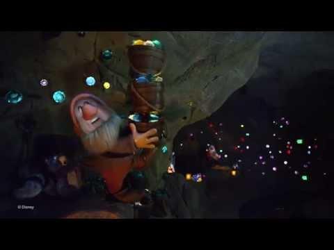 Seven Dwarfs Mine Train Memory Maker video 1