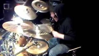 Parasitized Drums @ Shredinburgh Festival 21.11.10