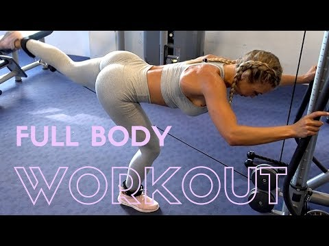 FULL BODY CABLE WORKOUT | women's best