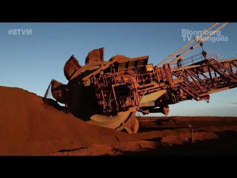 Австралийн төмрийн хүдрийн экспорт долоо хоногийн дүнгээр 18.3 сая тонн болжээ