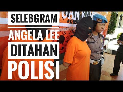 Selebgram Angela Lee ditahan Polisi Mp3