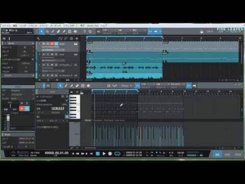 Studio One Prime でデモ音源を作成 〜4リードギタートラック作成編〜