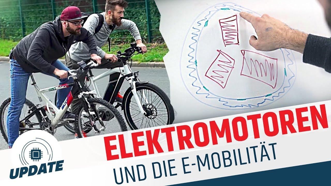 Wie funktioniert der Elektromotor? | BOSCH E-Mobilität | UPDATE ...