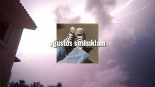 Alper Ayyıldız - agustos sırılsıklam / slowed Resimi