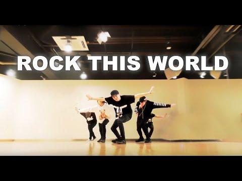 龍雅 -Ryoga- ROCK THIS WORLD - Dance Practice-