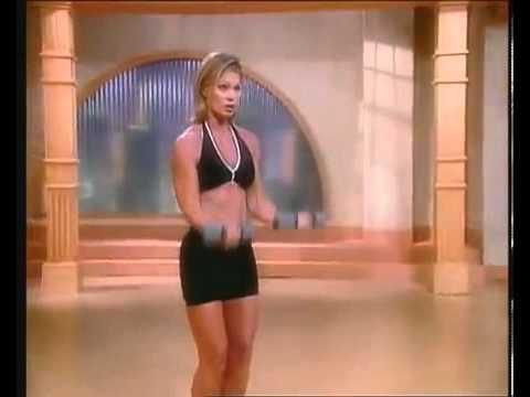 СЕКРЕТЫ ФИТНЕСА Я хочу такое тело Комплекс 15 минутных тренировок с Темели Уэбб