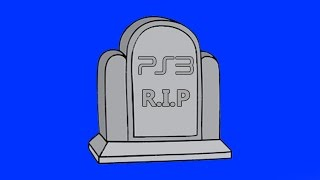 Sony Is Stopping PS3 Production In Japan... #RIPPS3