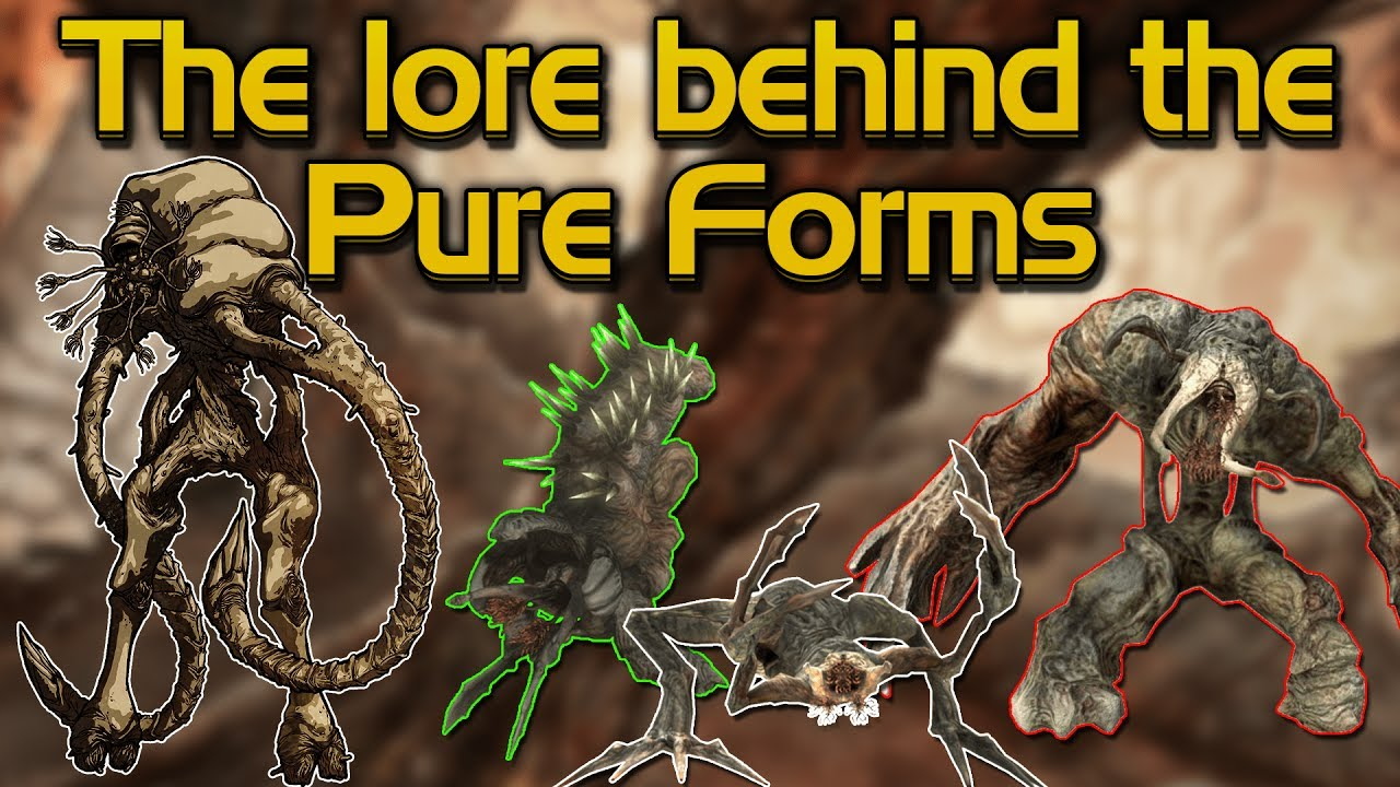The Lore behind the Flood Pure Forms - YouTube