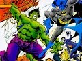 Minutes match-ups episode 2:Hulk vs Batman!