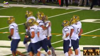 Greeley West vs Greeley Central 10/30/16 - District 6 Stadium