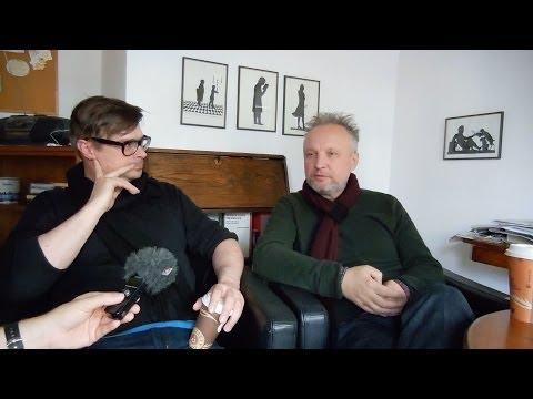 Alois Nebel - Ein Gespräch mit Jaroslav Rudiš und Jaromir 99