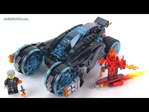 Lego Ultra Agents 70162 : L'interception d'Infearno – Lego(R) by Alkinoos